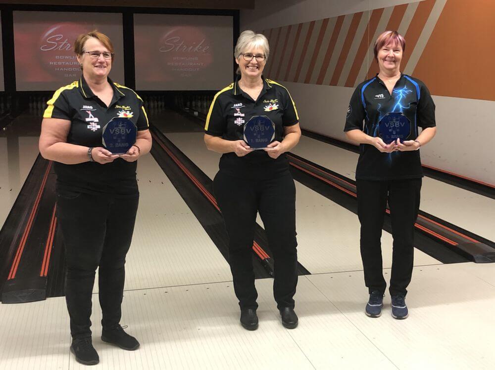 Sieger - Senioren Einzel - Damen - Sportjahr 2020-21